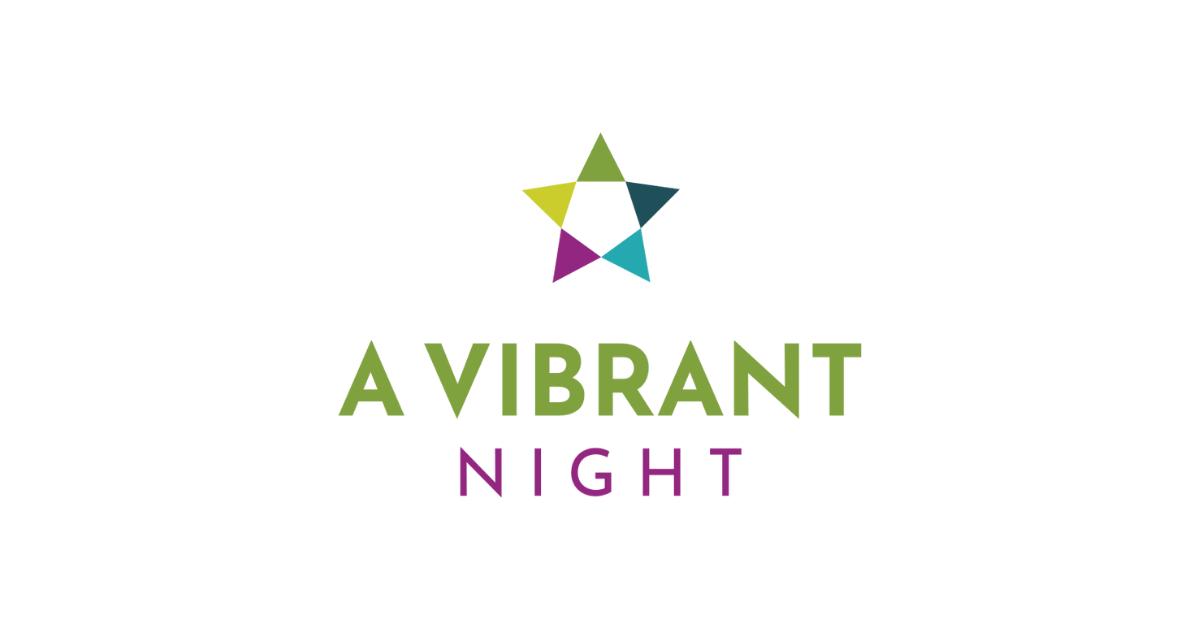 A Vibrant Night