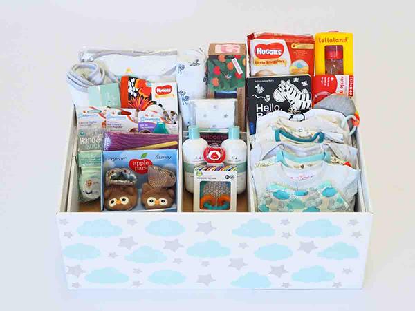 Vibrant Health Baby Box