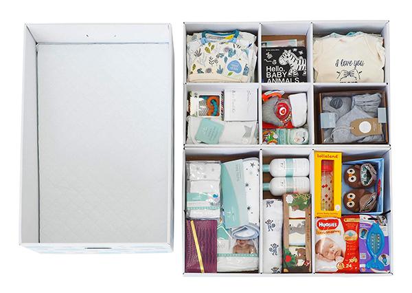 A Vibrant Night - Vibrant Health Baby Box